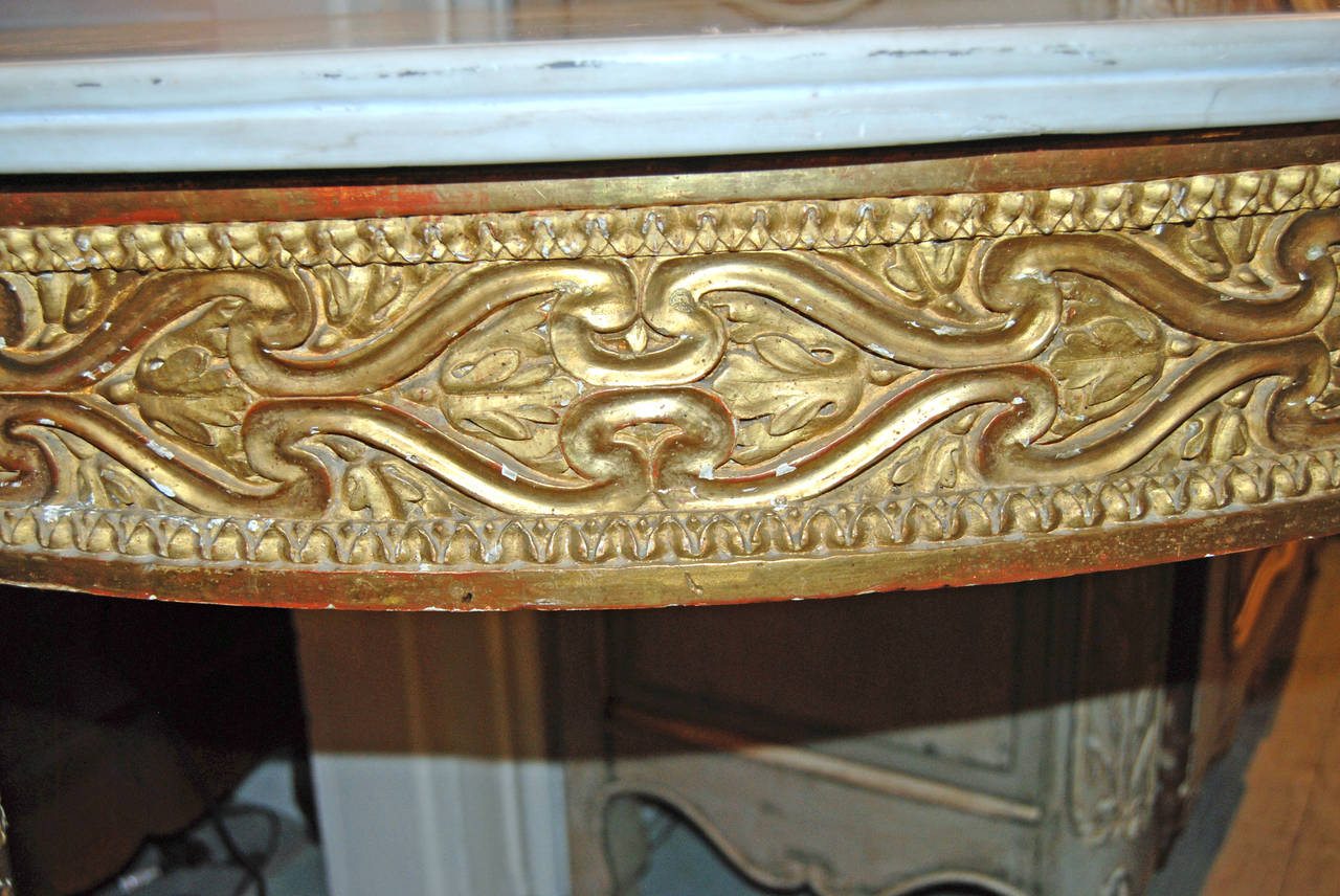 18th Century Louis XVI Console Table 2