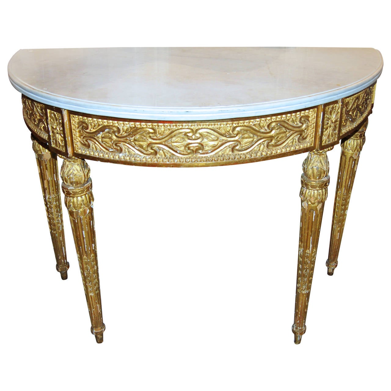 18th Century Louis XVI Console Table 1