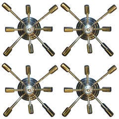 Sputnik Wall Sconces