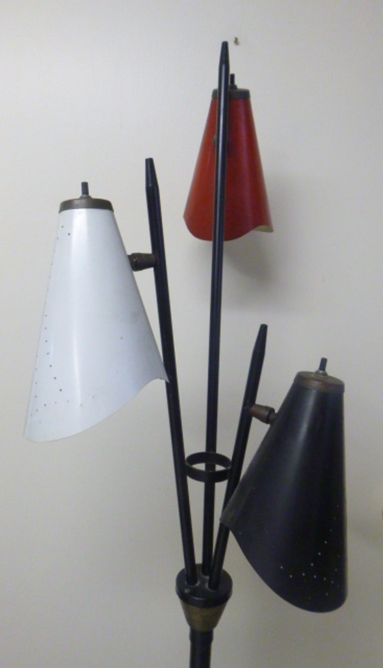 Triennale floor lamp by gerald thurston for lightolier for sale at triennale floor lamp by gerald thurston for lightolier 3 geotapseo Image collections