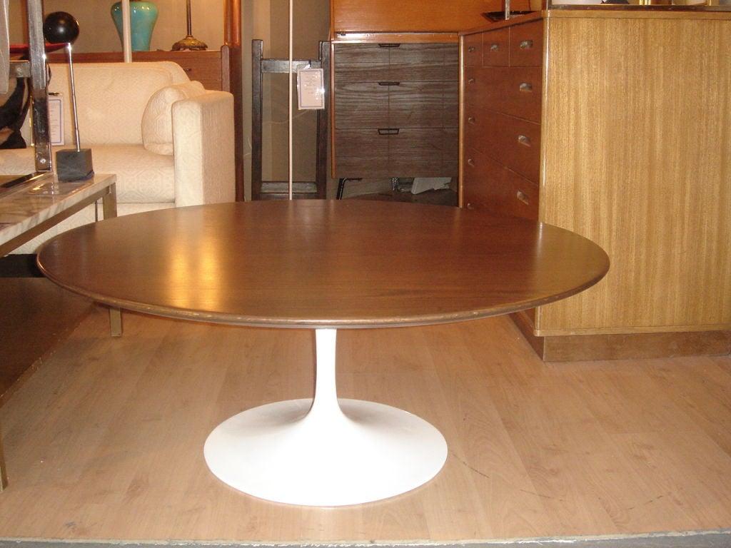 Saarinen Coffee Table Round Round Tulip Coffee Table