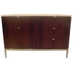 Florence Knoll Rosewood 5-Configuration Credenza