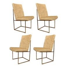 Classic Chrome Dining Chair