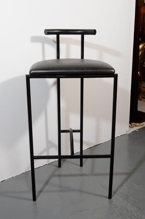 Tokyo Bar Stool By Rodney Kinsman For Bieffeplast Italy At