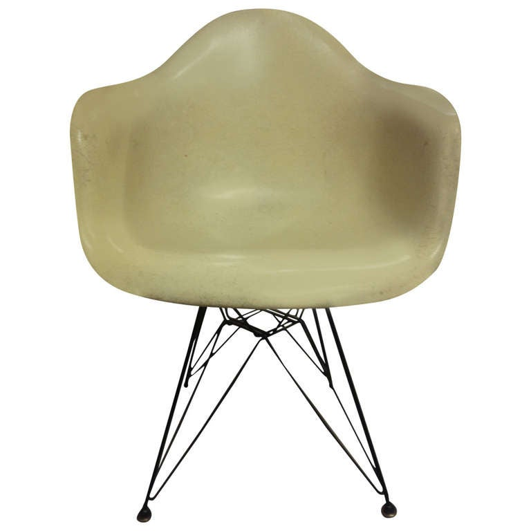 Eiffel Tower Chair By Charles And Ray Eames At 1stdibs