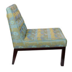 Slipper Chair by Edward Wormley for Dunbar