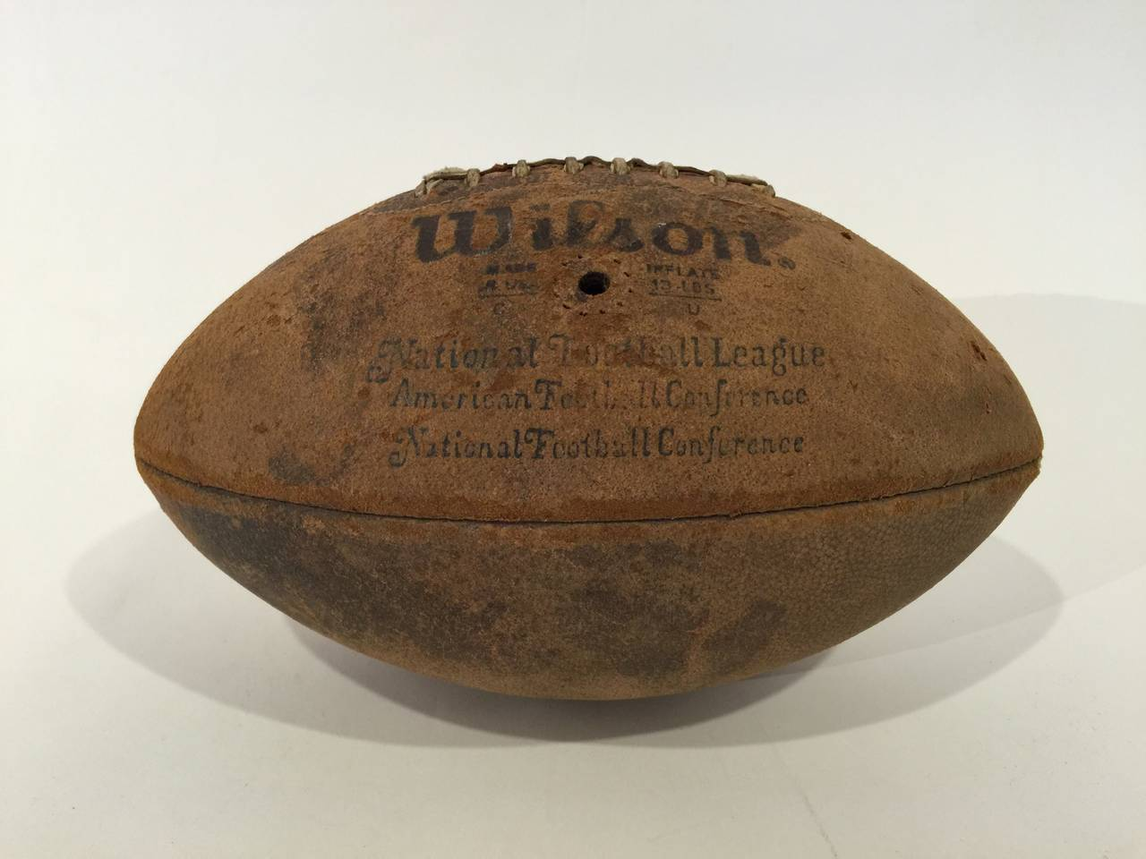 Vintage Pigskin Football by Wilson 3