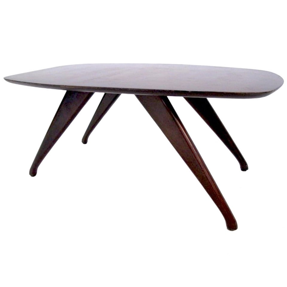 1950s Modernist Coffee Table
