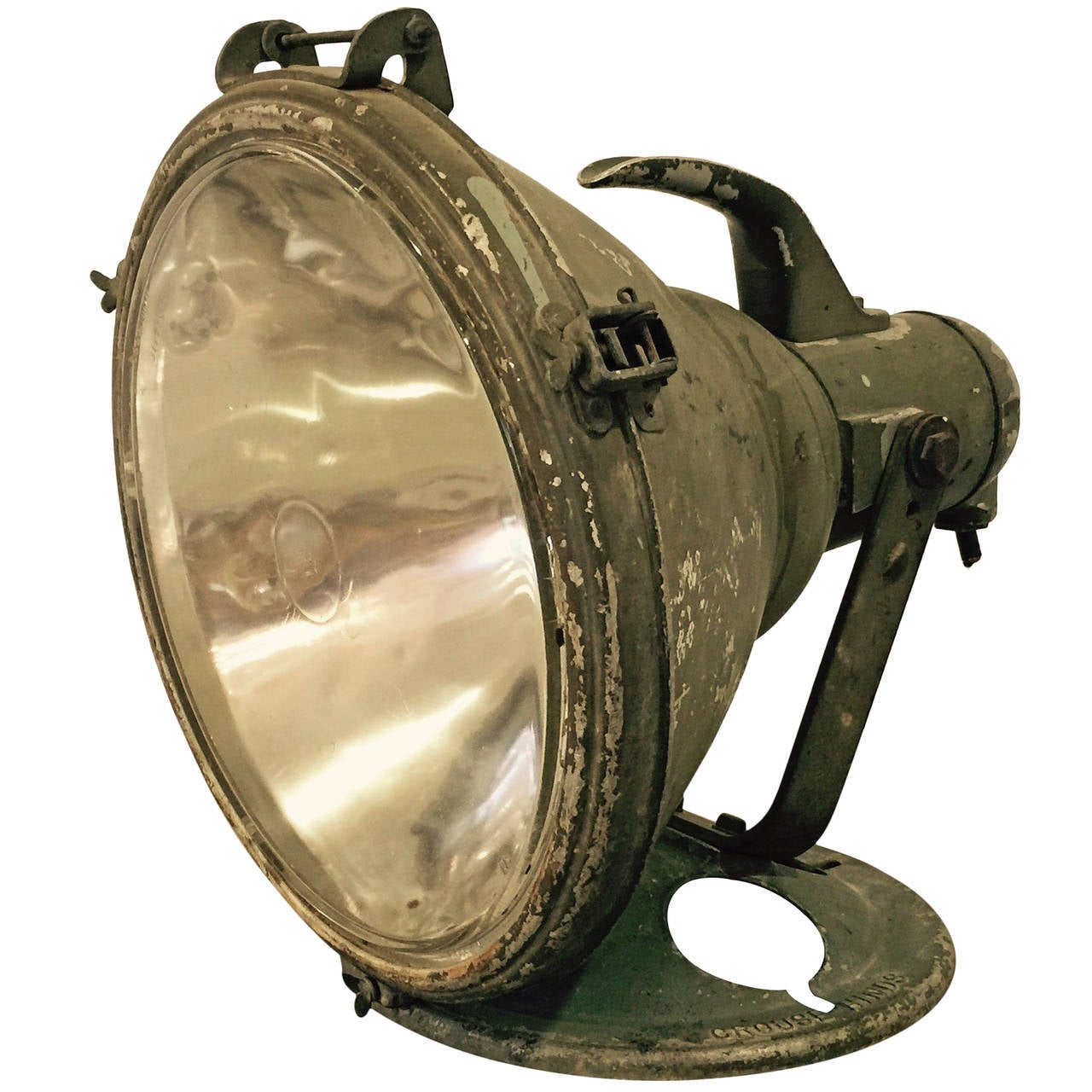 Vintage Spotlight By Crouse Hinds For Sale At 1stdibs