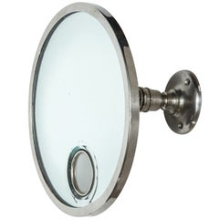 """Brot"" French Hotel Vanity Mirror with Light by S.G.D.G."