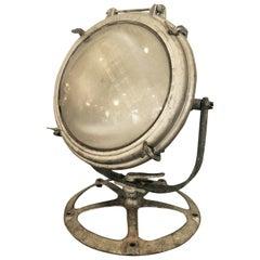 Vintage Nautical Spot Light