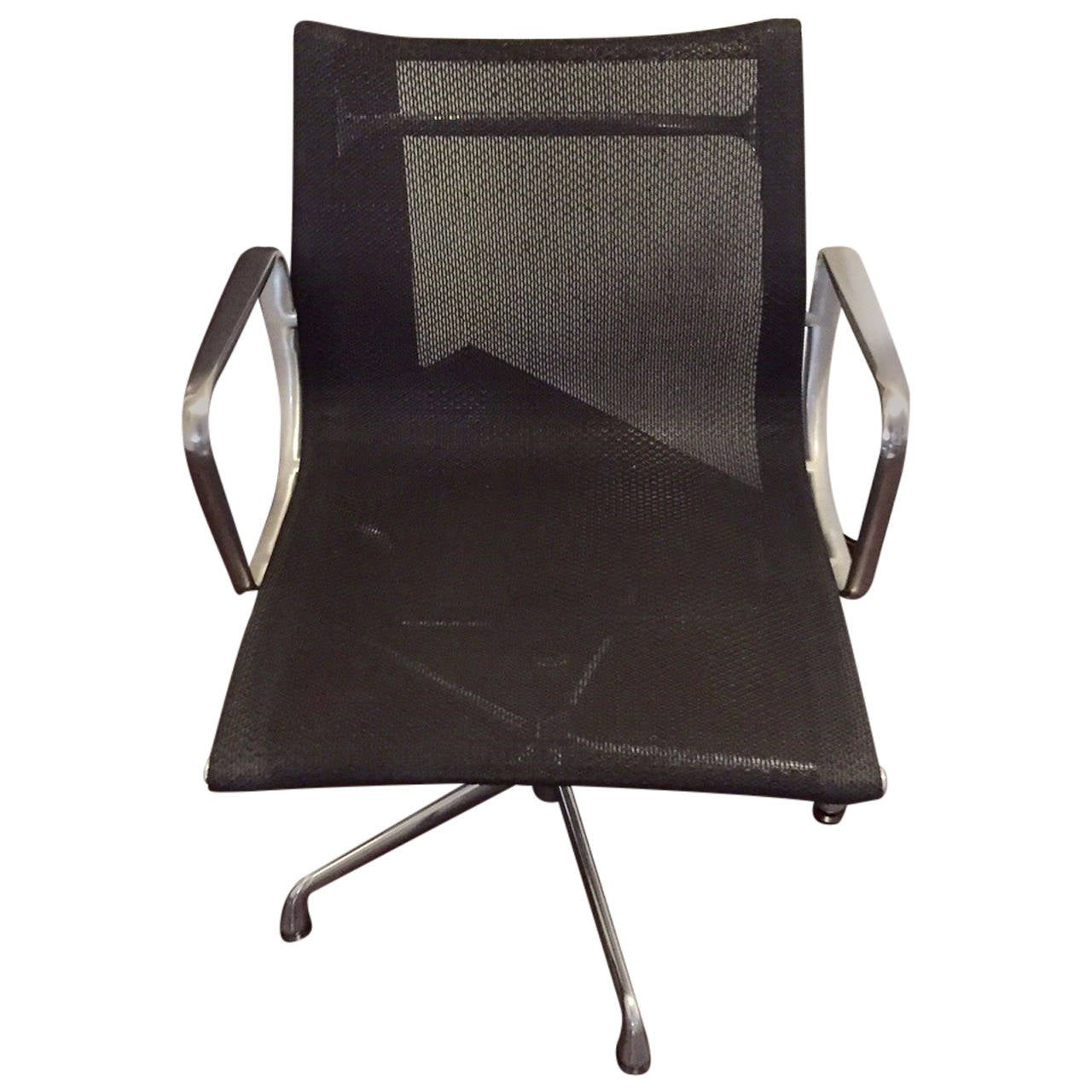 Eames aluminum group management chair by herman miller for for Herman miller eames aluminum group management chair