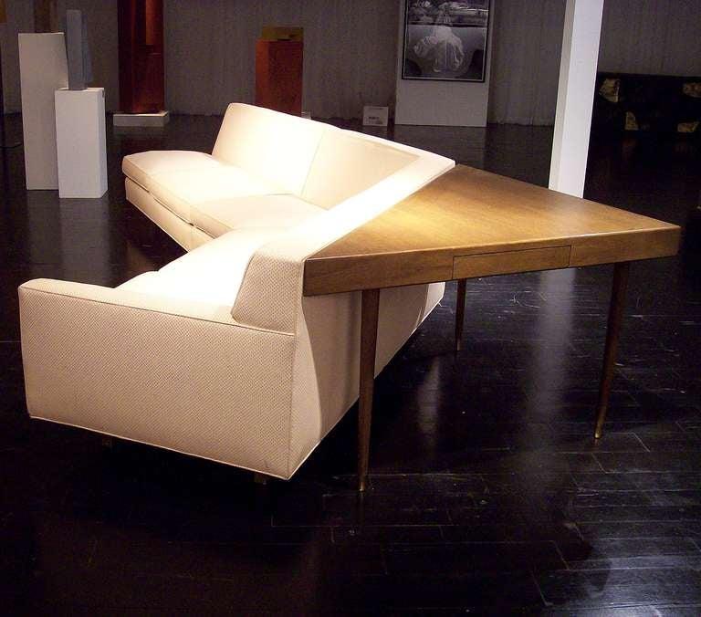 Featherby Corner Sofa Harveys: Harvey Probber Sectional And Corner Desk Image 3