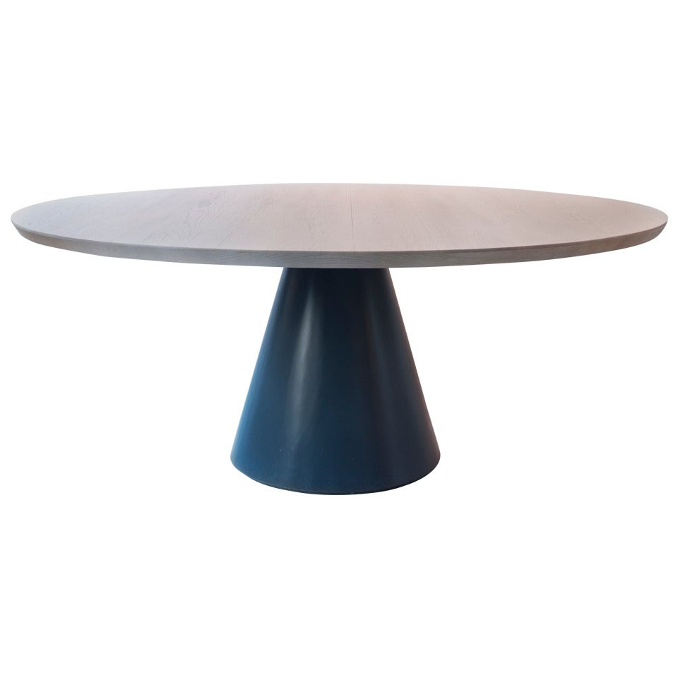 Custom Saturn Dining Table For Sale at 1stdibs