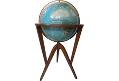 World Globe by Edward Wormley
