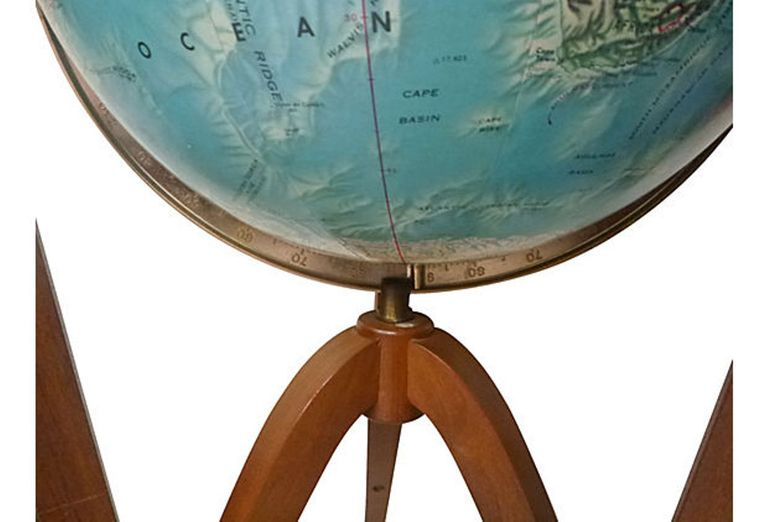 World Globe by Edward Wormley 2