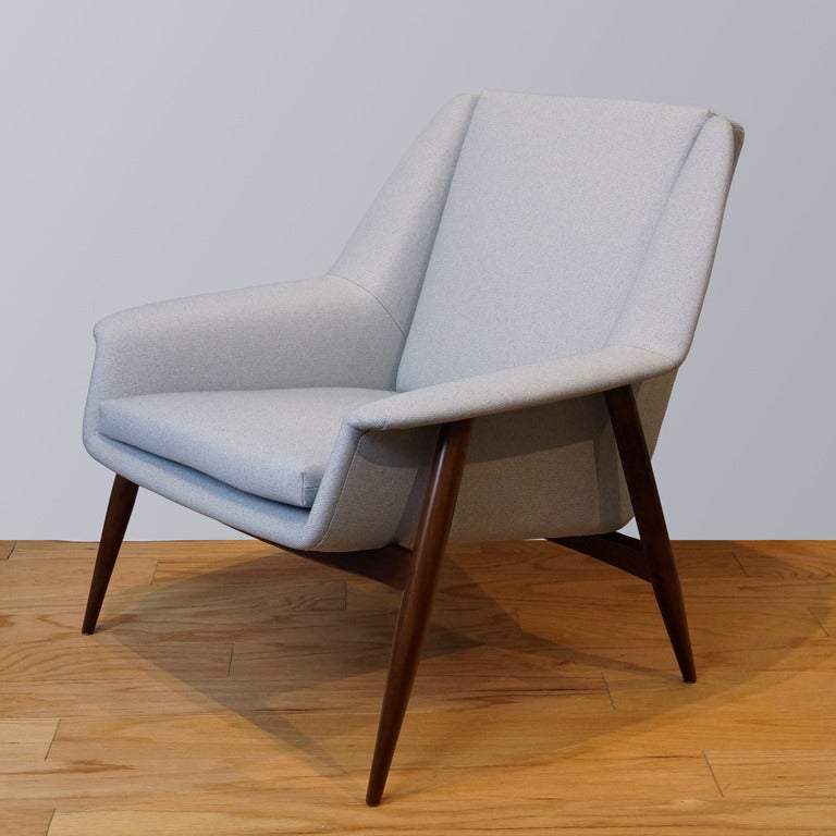 Lounge Chairs by Cassina at 1stdibs