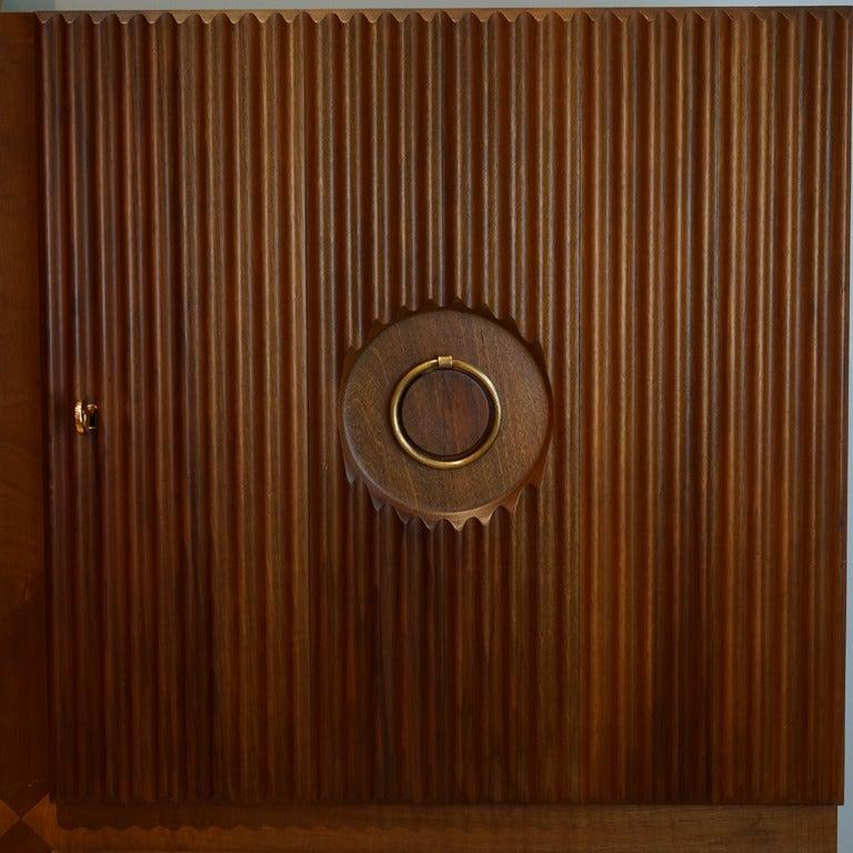 Six-Door Cabinet by Paolo Buffa 3