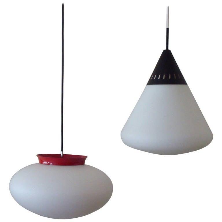 Pendant Lamp by Alessandro Pianon for Vistosi