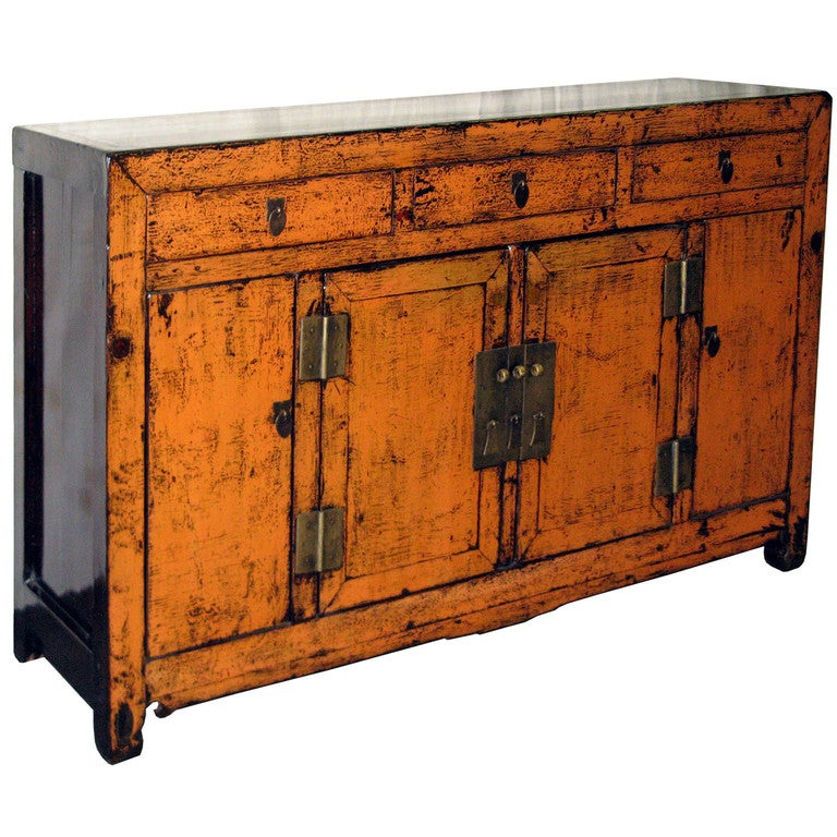 Antique Furniture Orange Furniture