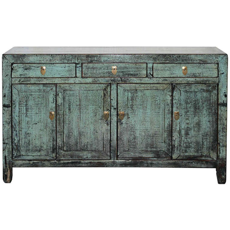 Dongbae Blue Buffet At 1stdibs