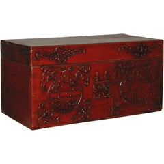 Red Wedding Box