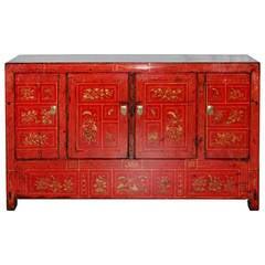 Red Dongbei Wedding Buffet