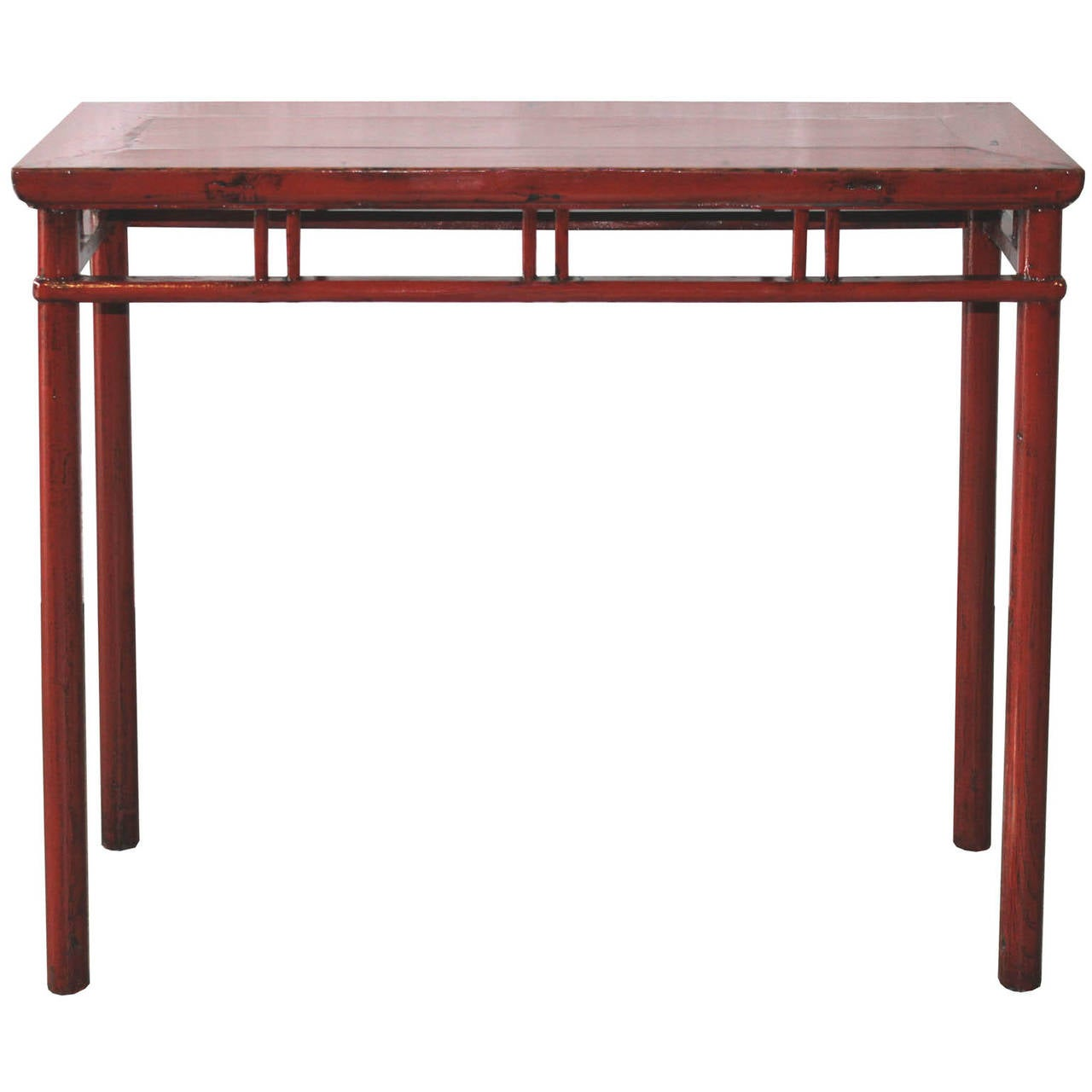 Red console table for sale at 1stdibs - Used console table for sale ...