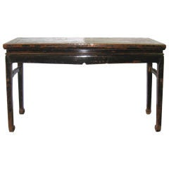 Country Altar Table