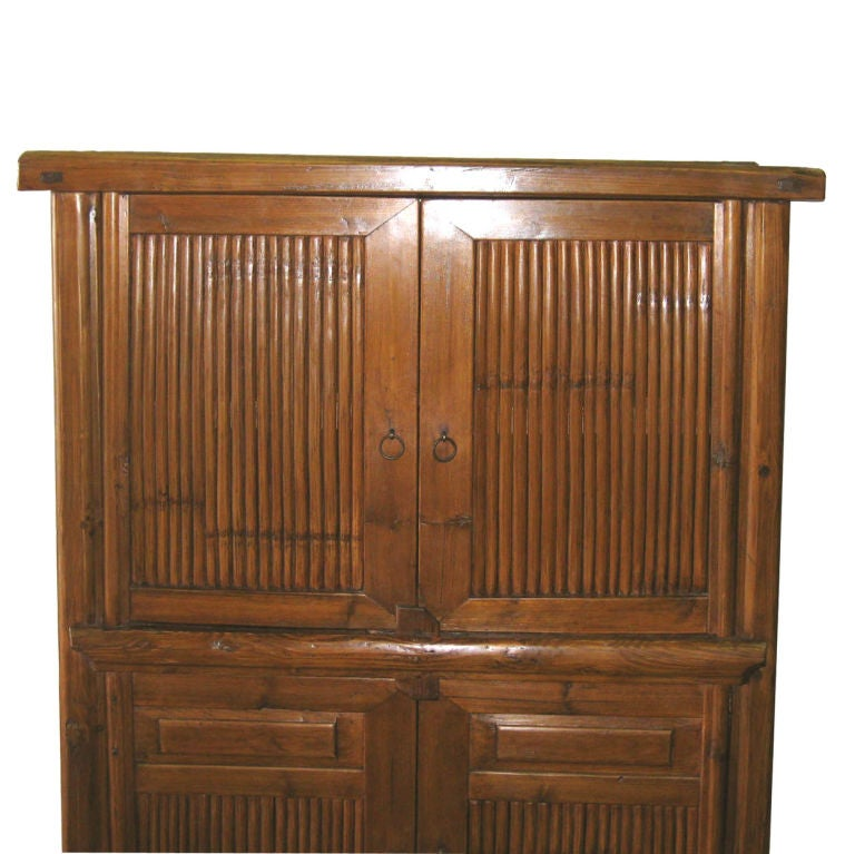 Bamboo kitchen chest at 1stdibs - Advantages bamboo cabinetry ...