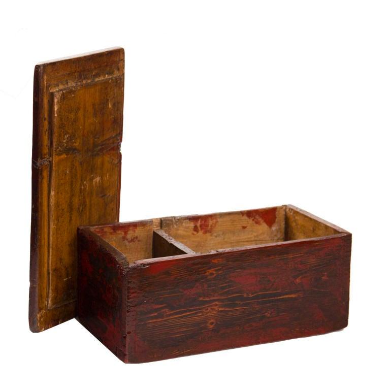 Tibetan Box at 1stdibs