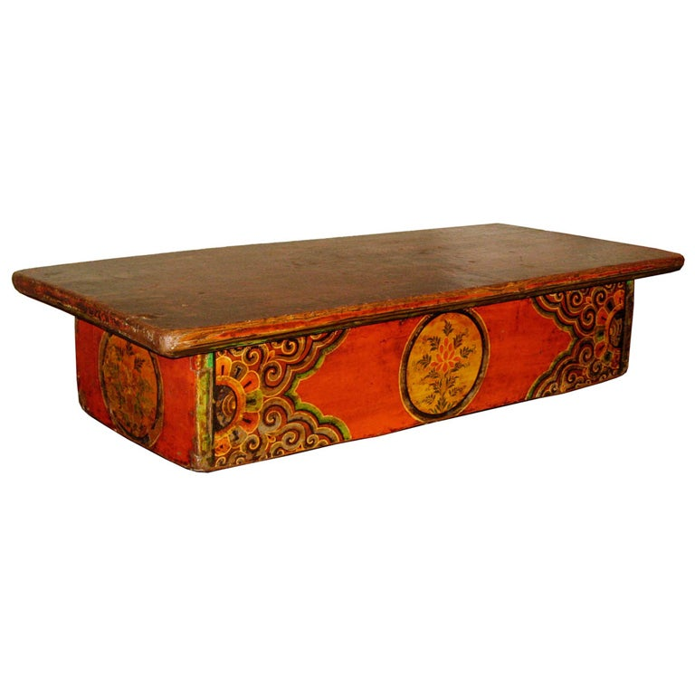 Tibetan Prayer Table 1