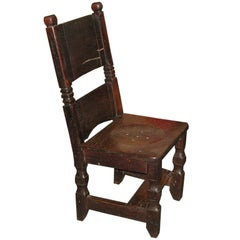 Nara Wood School Chair