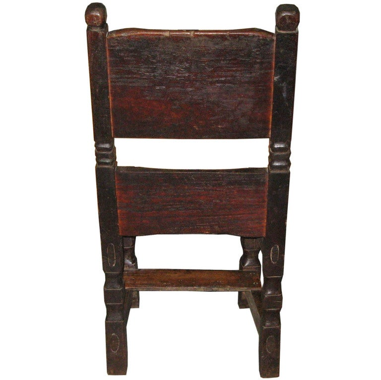 Nara Wood School Chair For Sale At 1stdibs