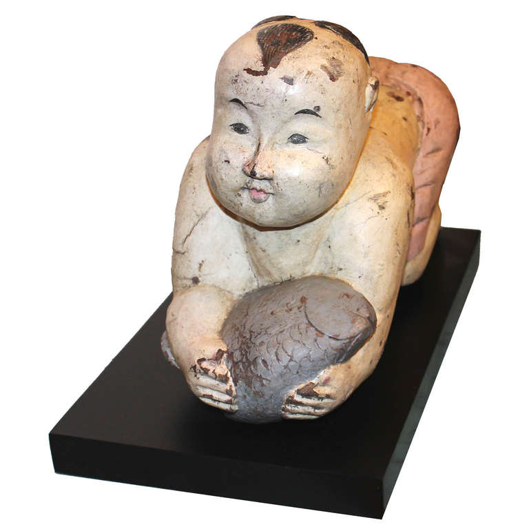 Wood Thai Bodhisattva For Sale