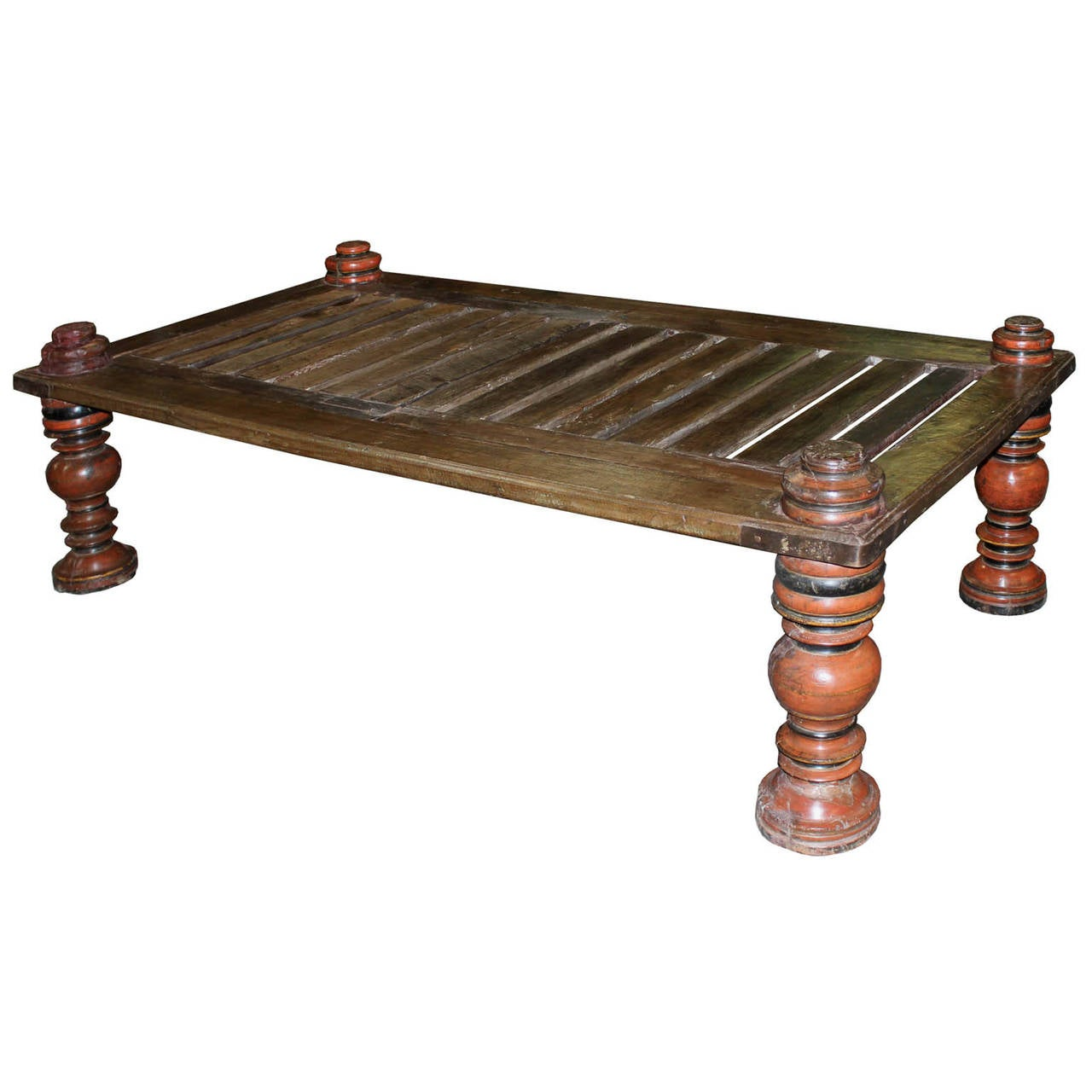 Indian Bed For Sale At 1stdibs