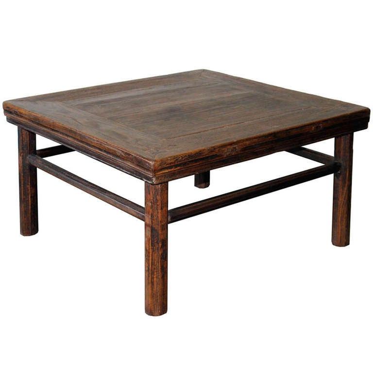Chinese elm coffee table at 1stdibs - Archives departementales 33 tables decennales ...