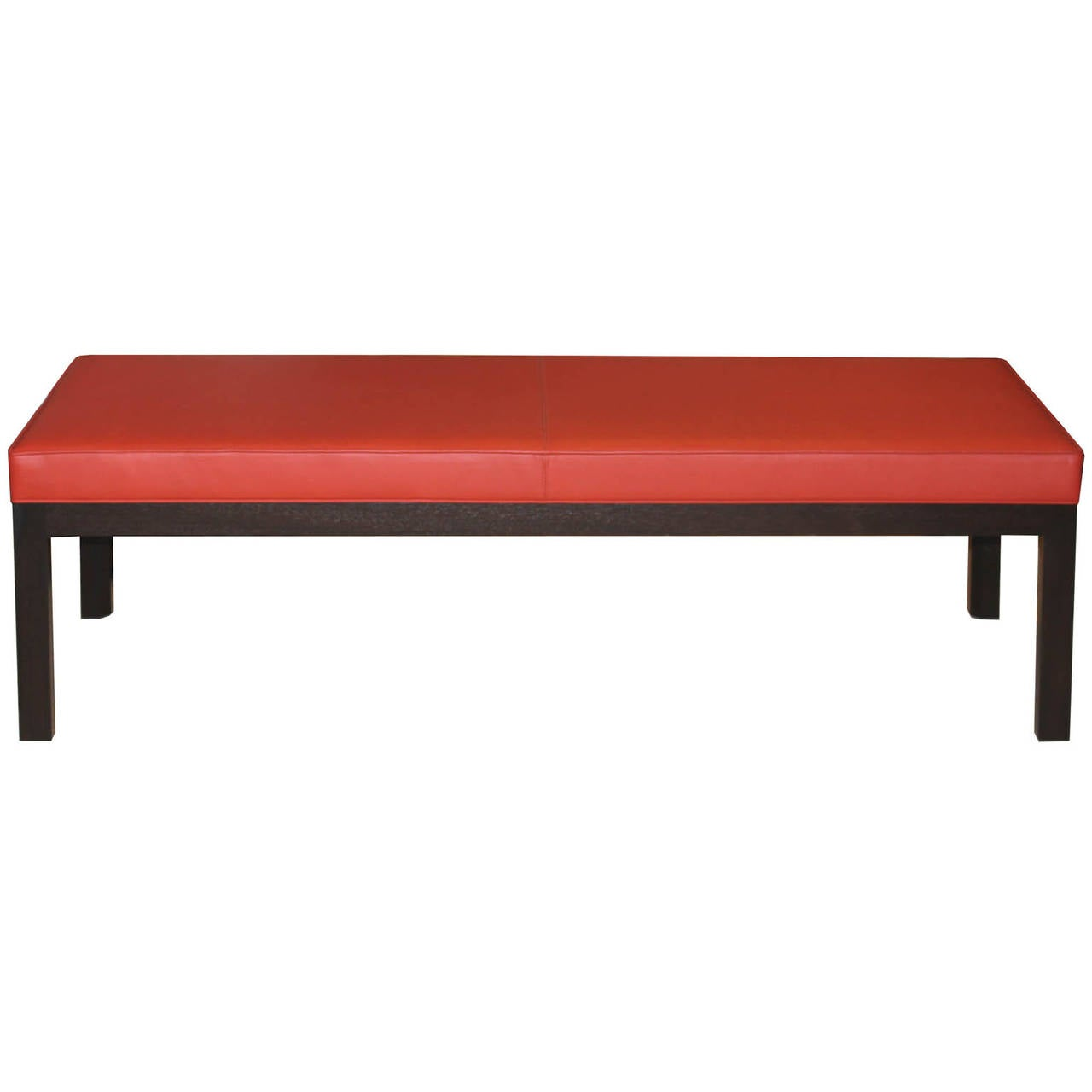 Red Leather Benches 28 Images Red Leather Bench At 1stdibs Tufted Red Leather Bench By