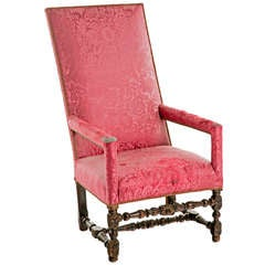 Early 18th Century French Armchair