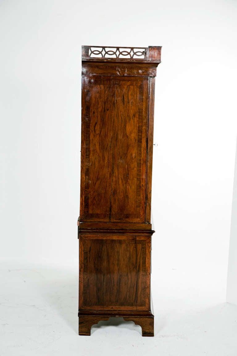 baroque walnut cabinet at 1stdibs
