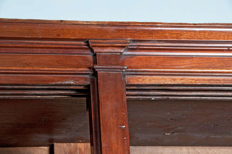 Late 19th Century English Bookcase In Good Condition For Sale In San Francisco, CA
