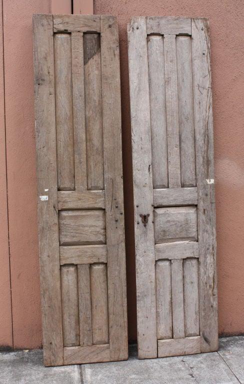 Rustic Pair Of Doors For Sale At 1stdibs
