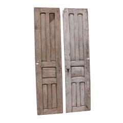 Rustic Pair of Doors