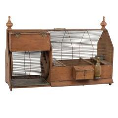 Antique Squirrel Cage