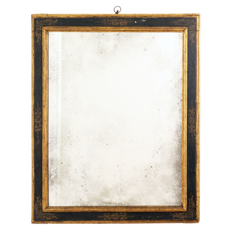Italian baroque mirror at 1stdibs for Types of mirror frames