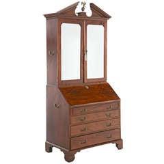 Late 18th Century Georgian Secretaire or Bookcase