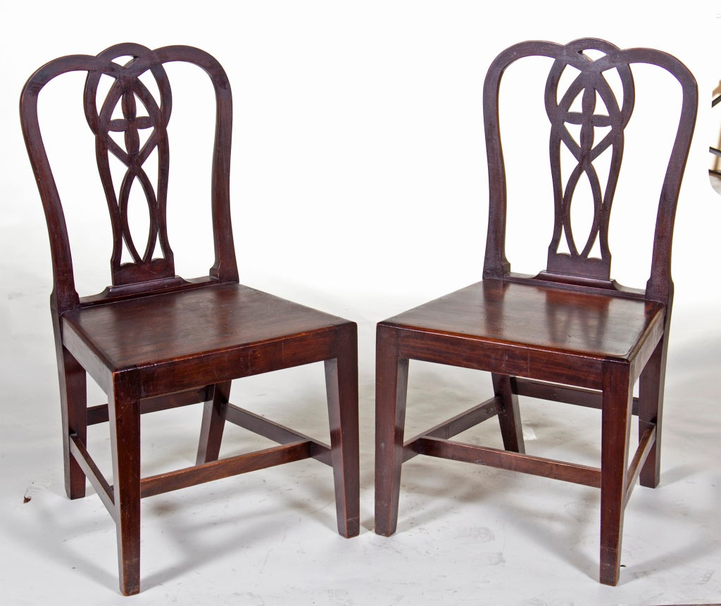 Chippendale Chairs Antique Chippendale Chairs Image 2