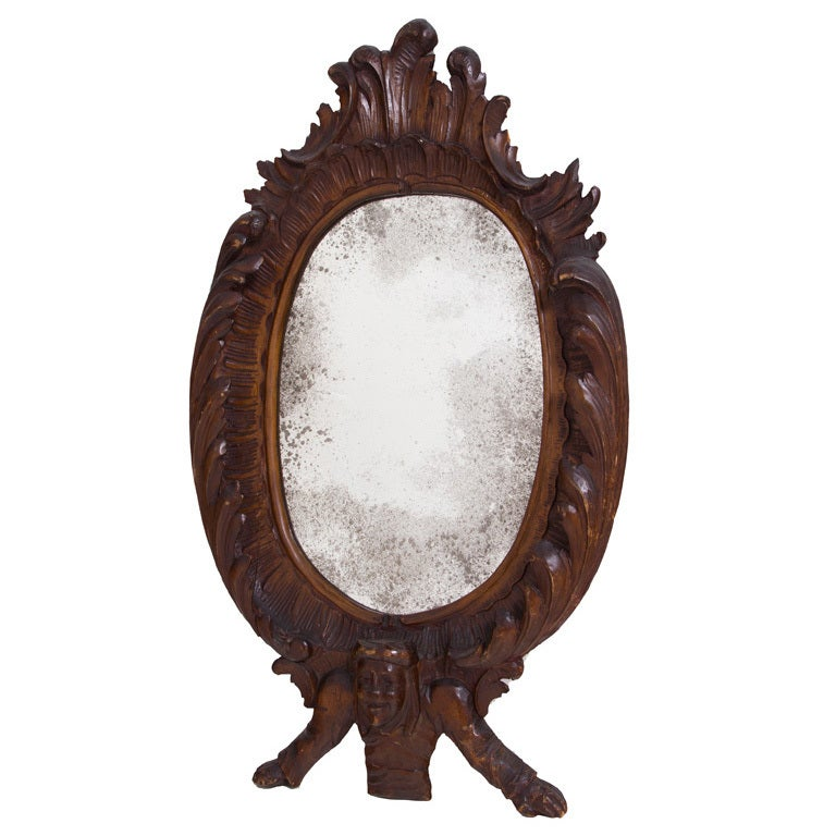 Welsh witches mirror at 1stdibs for Mirror of the witch