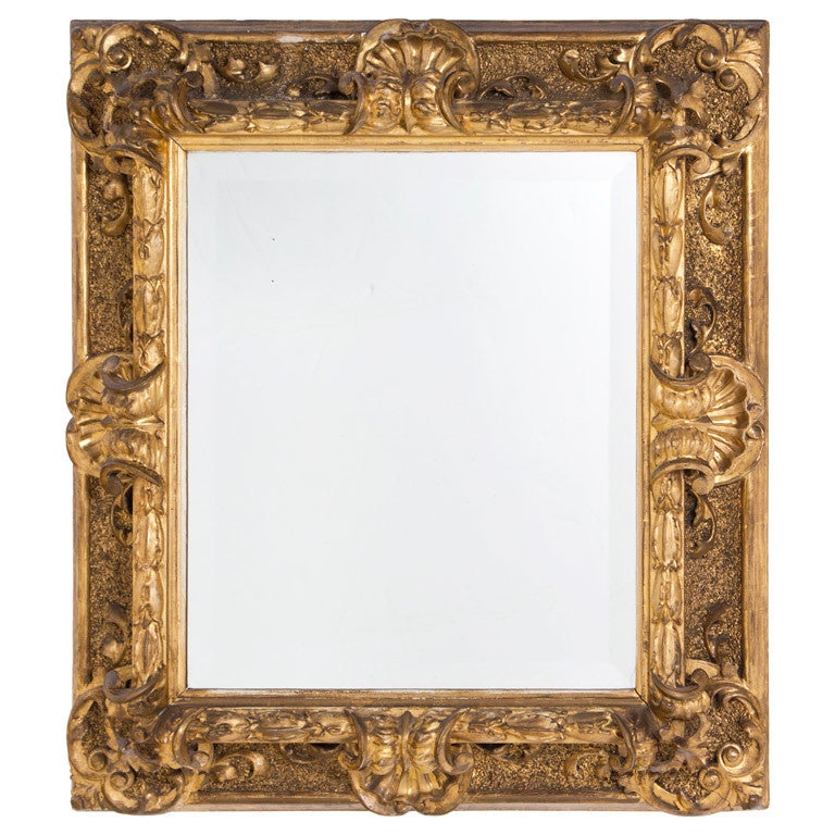 classic italian baroque style mirror at 1stdibs
