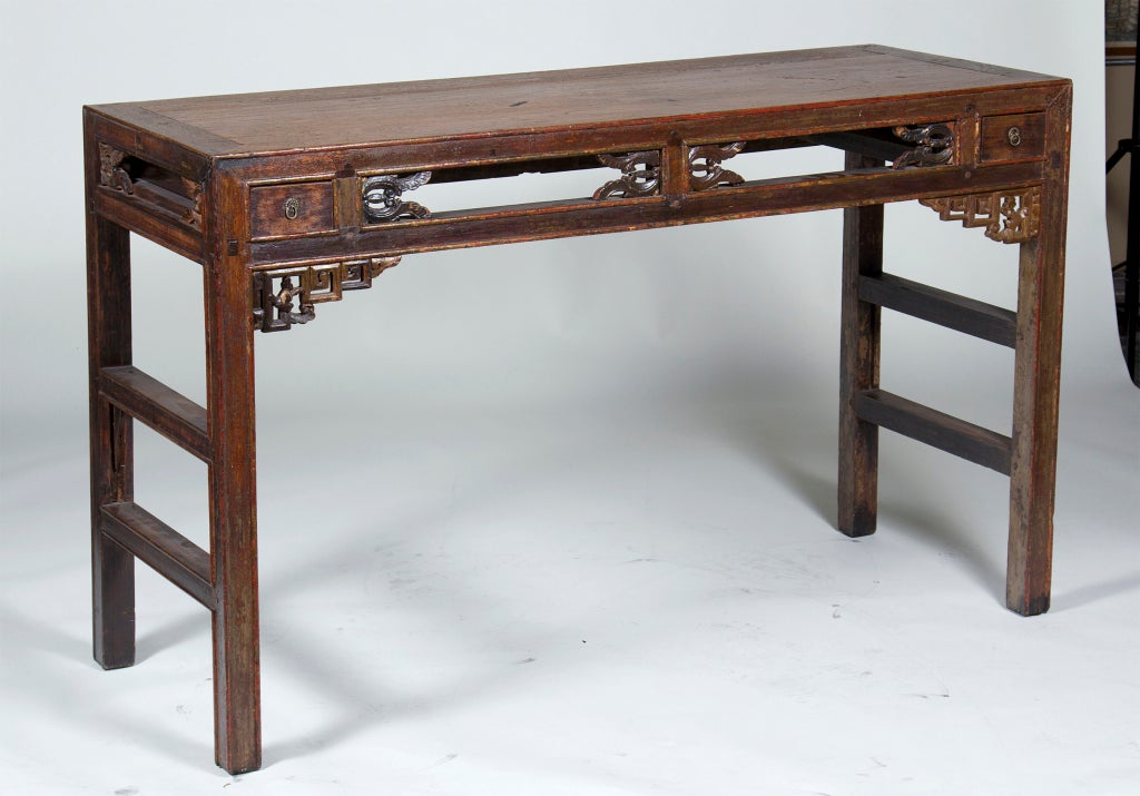 Chinese altar table for Oriental furniture australia